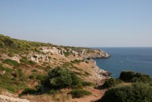 Nardo Salento Parco di Porto Selvaggio natural reserve Puglia Italy