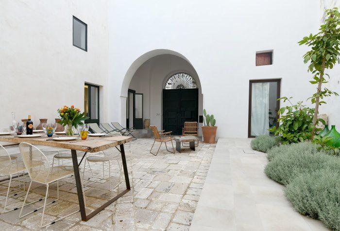Casa vacanze charme lusso minimal Lecce Nardò Salento Puglia spazioza